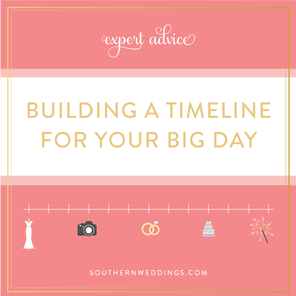How to create a wedding day timeline alter creations building your wedding day timeline junglespirit Images